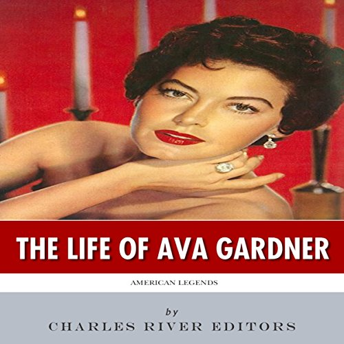 American Legends: The Life of Ava Gardner audiobook cover art
