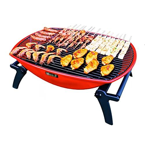 FEANG Grill Kohlegrill Perfekter Faltbarer Premium-BBQ-Grill für Grill-Grill-Campers Grill Campers Grill-Grill-Grill-Grill-Grill-Grill-Grebe-FOUNG Grillwerkzeug