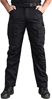 ANTARCTICA Mens Tactical Hiking Pants Durable Lightweight Waterproof Military Army Cargo Fishing Travel