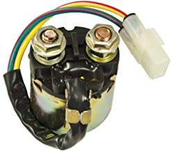 Max Motosports Starter Solenoid Relay for Honda TRX90 TRX400 TRX450 TRX450ES TRX350 TRX500 TRX650 TRX680 Fourtrax Foreman Rancher