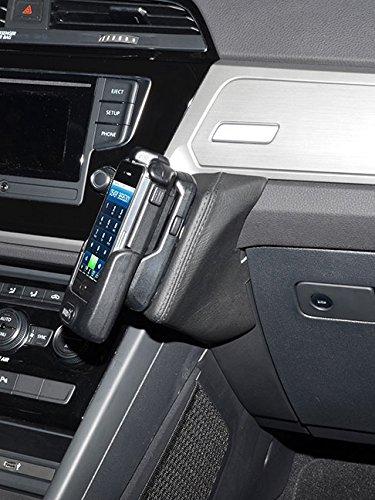 KUDA 2235 Halterung Kunstleder schwarz für VW Touran II ab 2015 (Montage Oben)