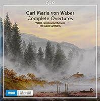 カール・マリア・フォン・ウェーバー:序曲全集