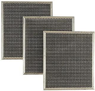 Whirlpool KitchenAid Vent Hood Charcoal Filter (3 pac) W10412939