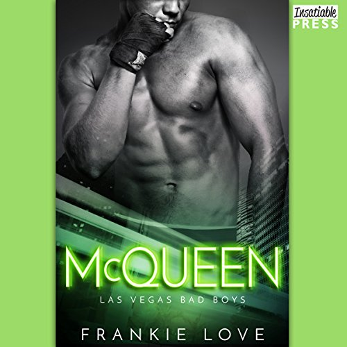 McQueen audiobook cover art