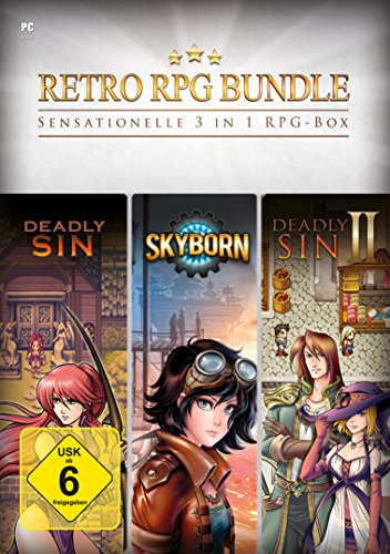 Photo of Retro RPG Bundle – 3 in 1 RPG Box (USK 6 Jahre) PC