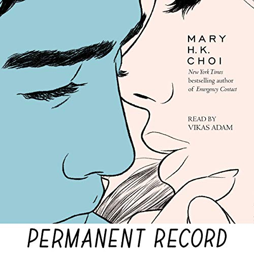 Permanent Record  By  cover art