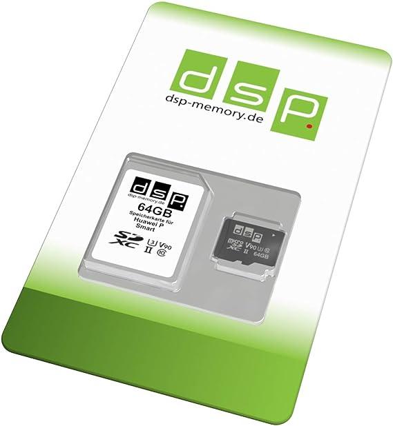 Dsp Memory 64gb Speicherkarte Für Huawei P Smart Computer Zubehör
