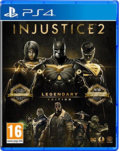 Injustice 2 Legendary Edition - PlayStation 4 [Importación inglesa]