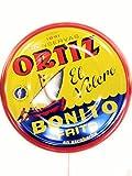 Ortiz - Bonito El Veleno - Frito en escabeche - 550 g