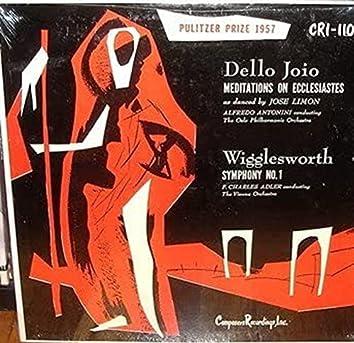 Dello Joio & Wigglesworth: Orchestral Works