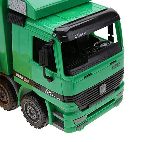 Tenpac Juguetes Modelo Antideslizantes, Modelo de vehículos, Caja Fuerte 1:22 para niños