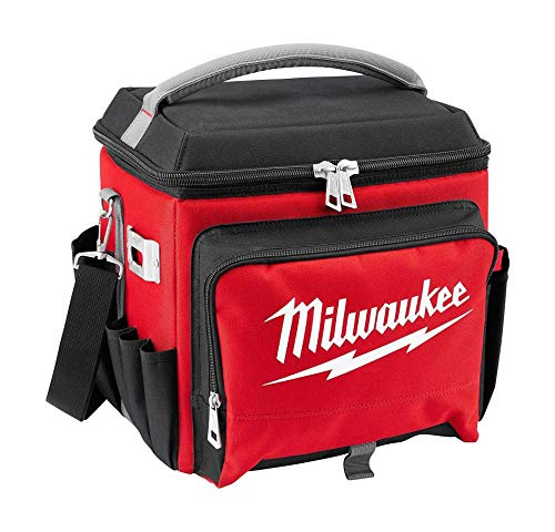 Milwaukee 932464835 Arbeitsplatzkühler, rot