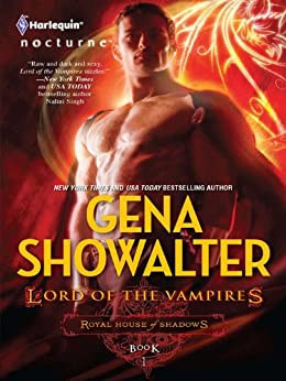 Lord of the Vampires (Royal House of Shadows Book 1) by [Gena Showalter]