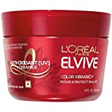 L'Oreal Paris Elvive Color Vibrancy Repair and Protect Balm, 8.5 fl. oz. (Packaging May Vary)