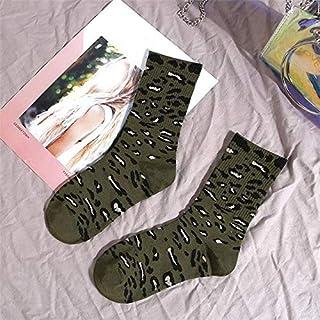 Calcetín de algodón para Mujer 10 Colores Calcetines de Mujer Calcetines de algodón Calcetines cálidos Calcetines Casuales Femeninos Calcetines de Mujer
