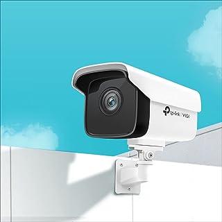TP-Link VIGI C300HP 3MP Outdoor Bullet Network Camera, H.265+, 4 mm Fixed Lens, Smart Detection, Night Vision,SmartVid, IP...