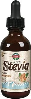 KAL Pure Stevia Extract, Caramel, 1.8 Fluid Ounce
