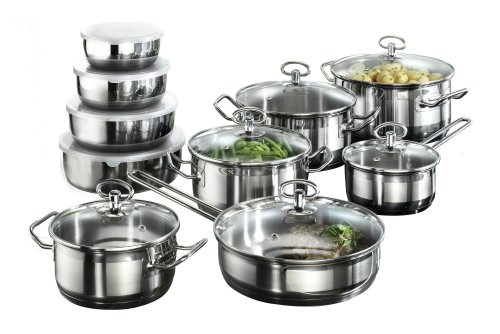 Karcher 121008 Jasmin Cookware Set