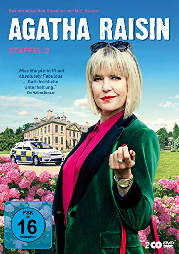Agatha Raisin - Staffel 3 [2 DVDs]