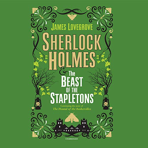 Sherlock Holmes and the Beast of the Stapletons cover art