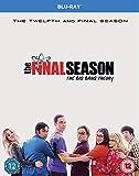 Big Bang Theory S12 [Edizione: Regno Unito] [Blu-ray]