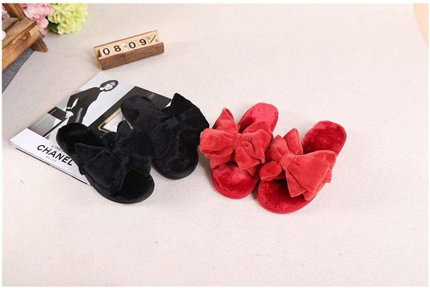 FidgetGear Slippers Women House Indoor Soft Home shoes Xmas Gift