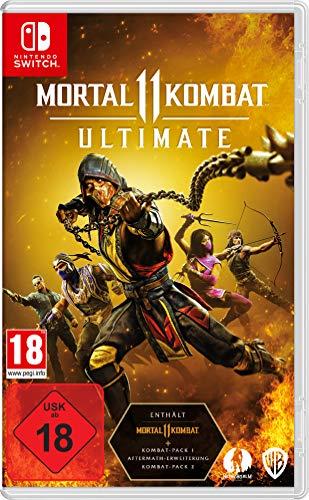 Mortal Kombat 11 Ultimate (Code in a Box) (Nintendo Switch)