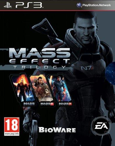 Mass Effect Trilogy (Playstation 3) [importación inglesa]