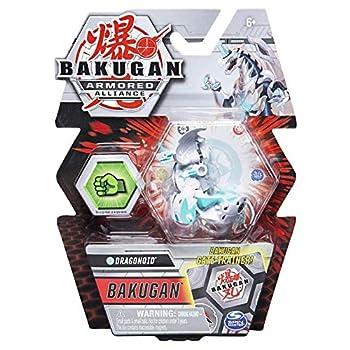 Bakugan Armored Alliance Core 2-inch Collectible Transforming Figure Dragonoid  Haos Faction