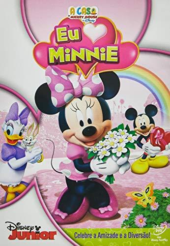 A Casa Do Mickey Mouse Da Disney: Eu Amo Minnie [DVD]