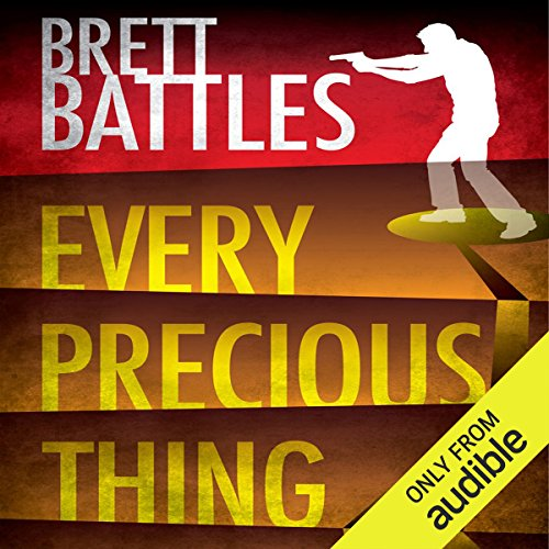 Every Precious Thing audiobook cover art