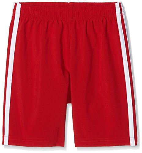 adidas Kinder Condivo 18 Kurze Traningshose, Power Red/White, 128