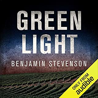 Greenlight     Audible's Thriller of 2018              By:                                                                                                                                 Benjamin Stevenson                               Narrated by:                                                                                                                                 Rupert Degas,                                                                                        David Tredinnick,                                                                                        Jennifer Vuletic,                   and others                 Length: 11 hrs and 10 mins     560 ratings     Overall 4.2