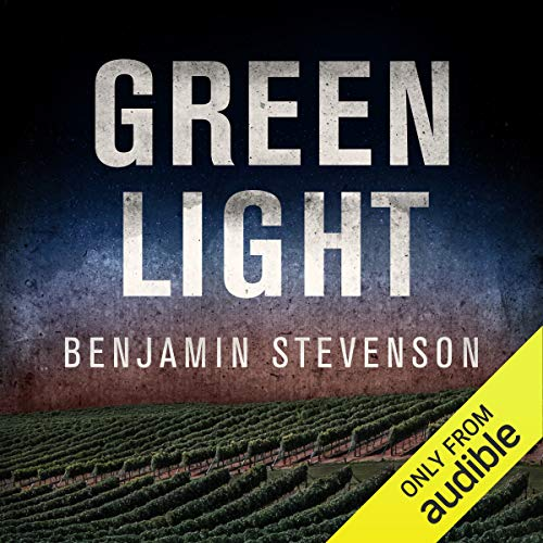 Greenlight     Audible's Thriller of 2018              By:                                                                                                                                 Benjamin Stevenson                               Narrated by:                                                                                                                                 Rupert Degas,                                                                                        David Tredinnick,                                                                                        Jennifer Vuletic,                   and others                 Length: 11 hrs and 10 mins     552 ratings     Overall 4.2