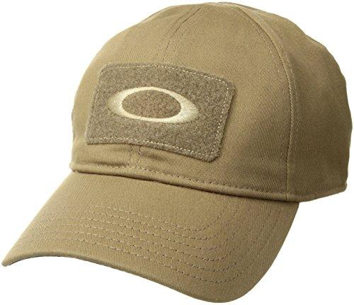 Oakley Men's Si Cotton Cap, Coyote, L/XL