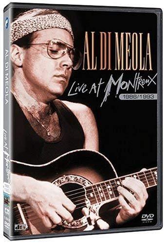 Al Di Meola - Live At Montreux 1986/89/93 [Alemania] [DVD]