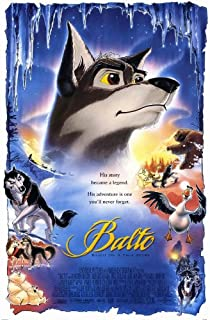 Balto Poster