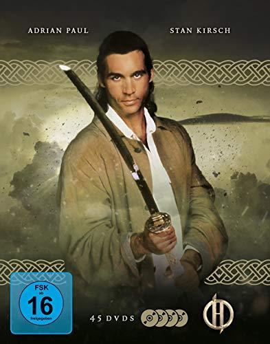 Highlander - Gesamtedition (45 DVDs)