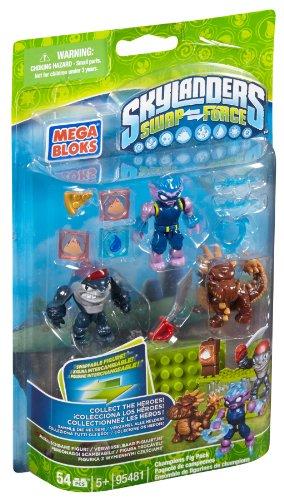 Mega Bloks 95481 - Skylanders Champion Figure Pack, Konstruktionsspielzeug