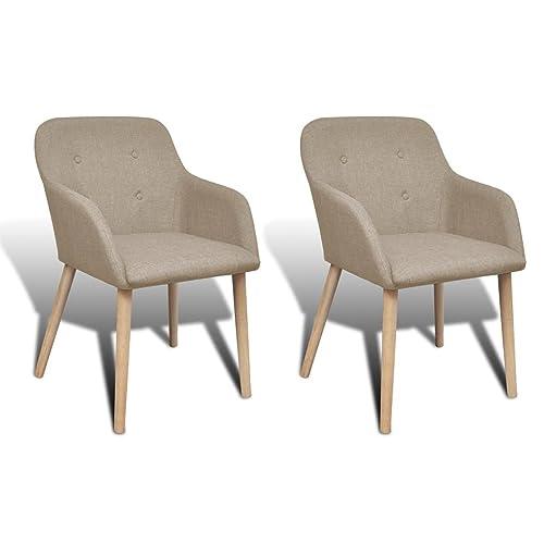 Chaises Avec Accoudoirs Amazonfr