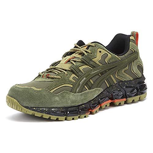 Asics Gel-Nandi 360 Sneakers voor heren, olijfgroen