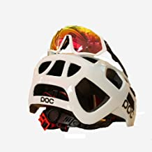LKJCZ Cascos De Bicicleta, con Funda De Casco Neumático Extraíble CE Certificado Ciclo Ajustable Bicicleta Casco Distribución Gafas De Bicicleta (Gafas De Color Al Azar)