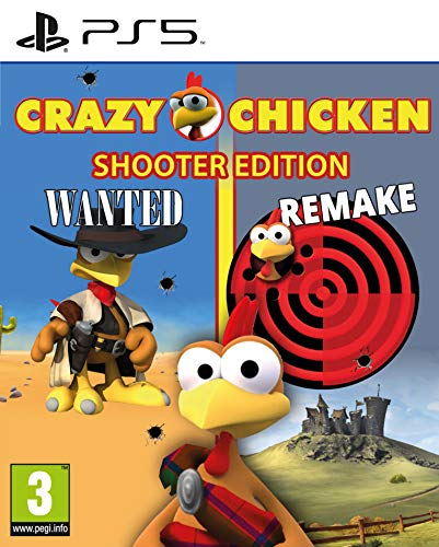 Crazy Chicken Compilation (PS5)