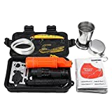 ZYQHY 1 pieza de equipo de supervivencia para pesca de emergencia SOS Kit de herramientas tácticas para acampada y caza