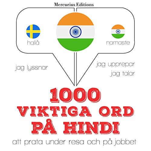 1000 viktiga ord på hindi cover art