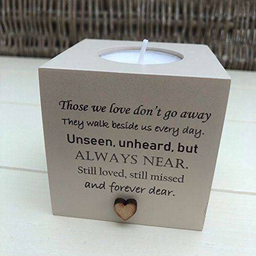 Personalised Candle in memory of a loved one DAD NANA FRIEND HUSBAND MUM any name you want