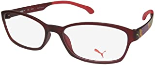 Puma 15439 For Ladies/Women Optimal TIGHT-FIT Designed for Active Lifestyles Eyegl/Eye Gl