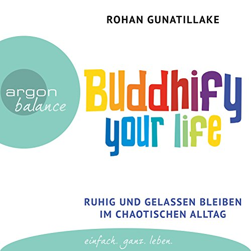 Buddhify your life audiobook cover art