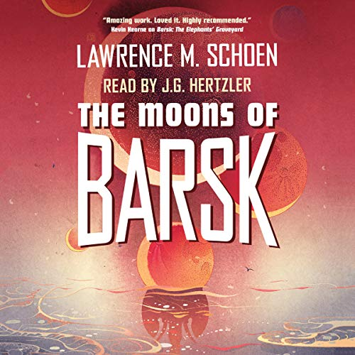 The Moons of Barsk audiobook cover art