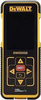 DEWALT Laser Measure Tool/Distance Meter, 330' with Bluetooth (DW0330S)